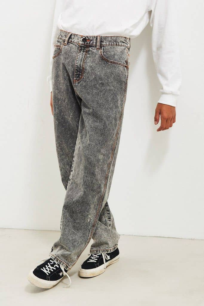 grey baggy jean
