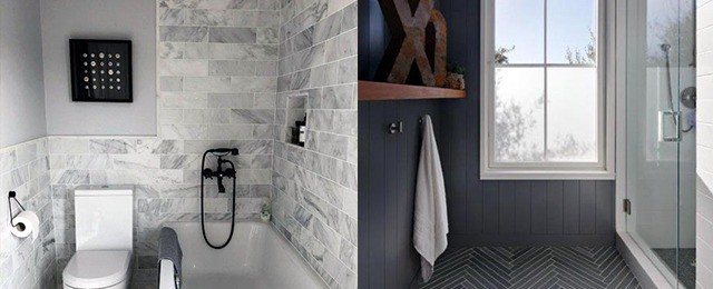 Top 60 Best Grey Bathroom Ideas Interior Design Inspiration