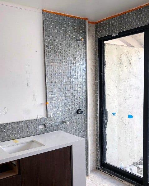 Grey Bathroom Tile Home Ideas