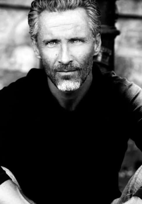 Grey Beard Styles For Older Men