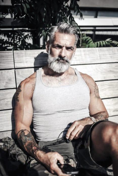 Grey Beards Ideas For Gentlemen