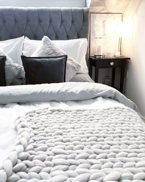 Grey Bedroom Decorating Ideas