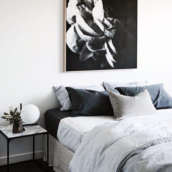 Grey Bedrooms Decor Ideas