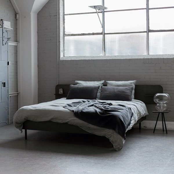 Grey Bedrooms Designs Ideas