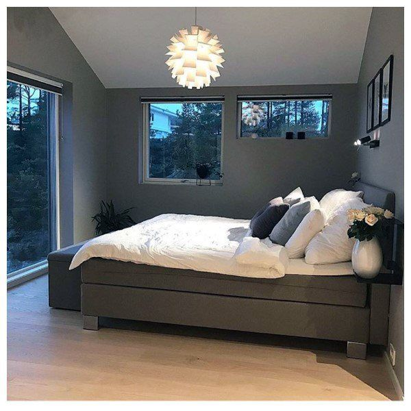 top 60 best grey bedroom ideas neutral interior designs 18817 | grey black and white bedroom ideas 1