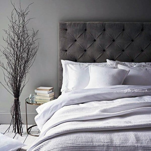 Grey Color Bedroom Ideas