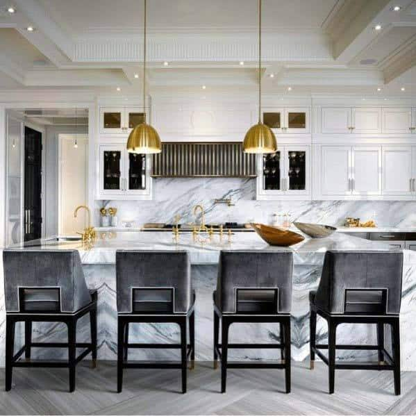 Grey Design Ideas For Kitchen Tile Floor