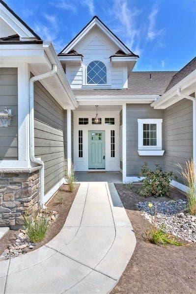 Grey Home House Paint Ideas