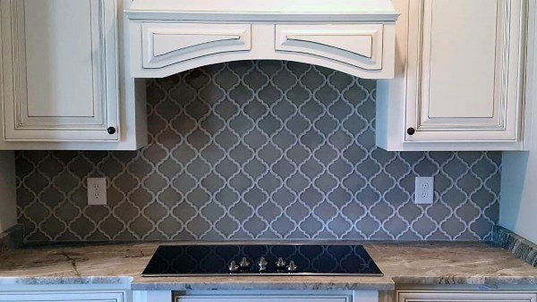 Grey Kitchen Backsplash Design Inspiration