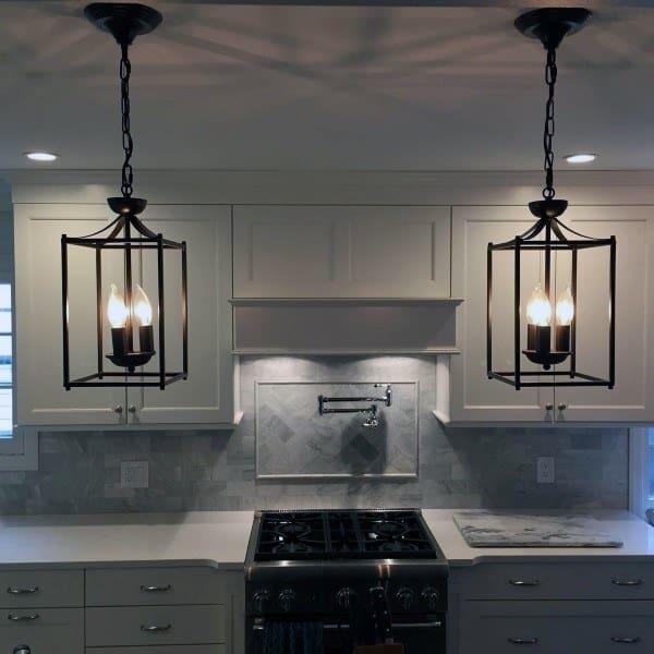 Grey Kitchen Backsplash Inspiration