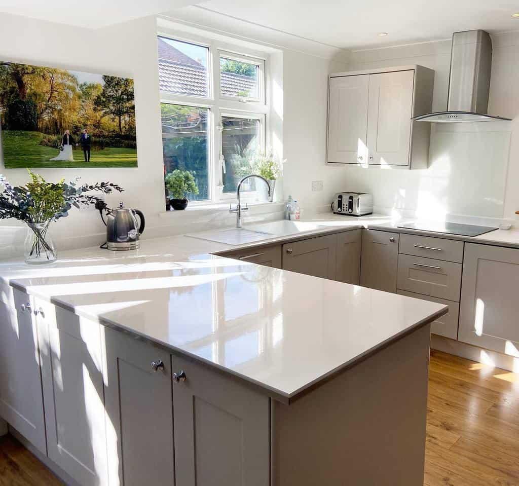 grey kitchen color ideas parkstandrecreation