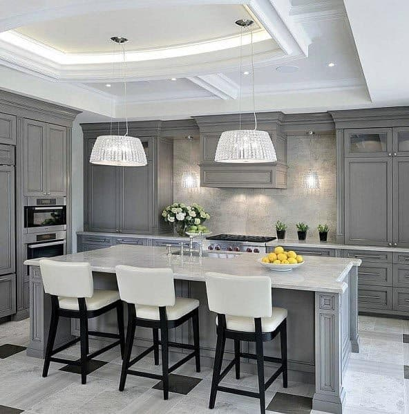 Grey Kitchen Inspiration