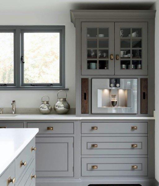 Grey Kitchens Interior Ideas