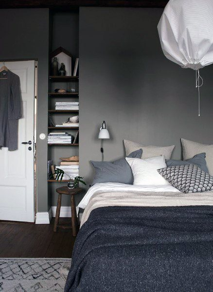 Grey Paint Bedroom Ideas