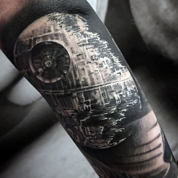 Star Wars Tattoo 9