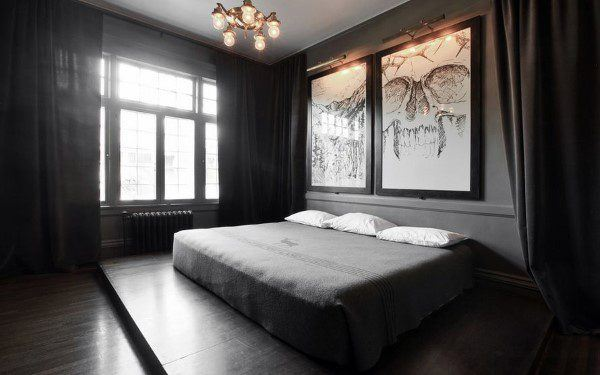 Grey Small Bedroom Ideas