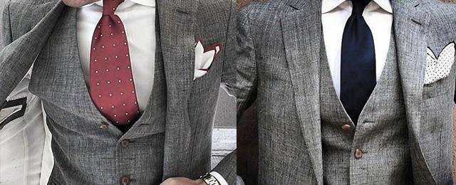 Grey Suit Styles For Men Fashion Ideas