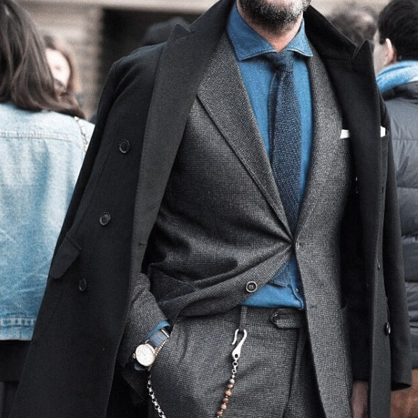 Grey Suit Winter Outfits Outfits For Men