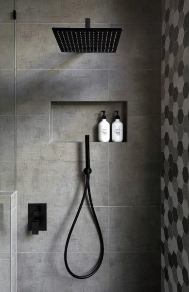 Marvelous Top 70 Best Shower Niche Ideas Recessed Shelf Designs Home Interior And Landscaping Oversignezvosmurscom