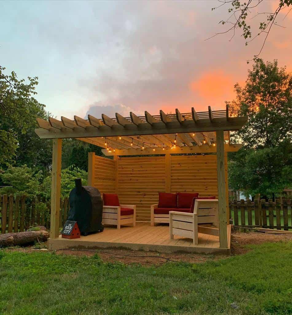groundlevel patio deck ideas whitewoodcompany
