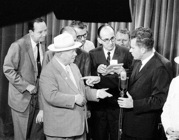 Group Of Gentlemen 1950s Fashion