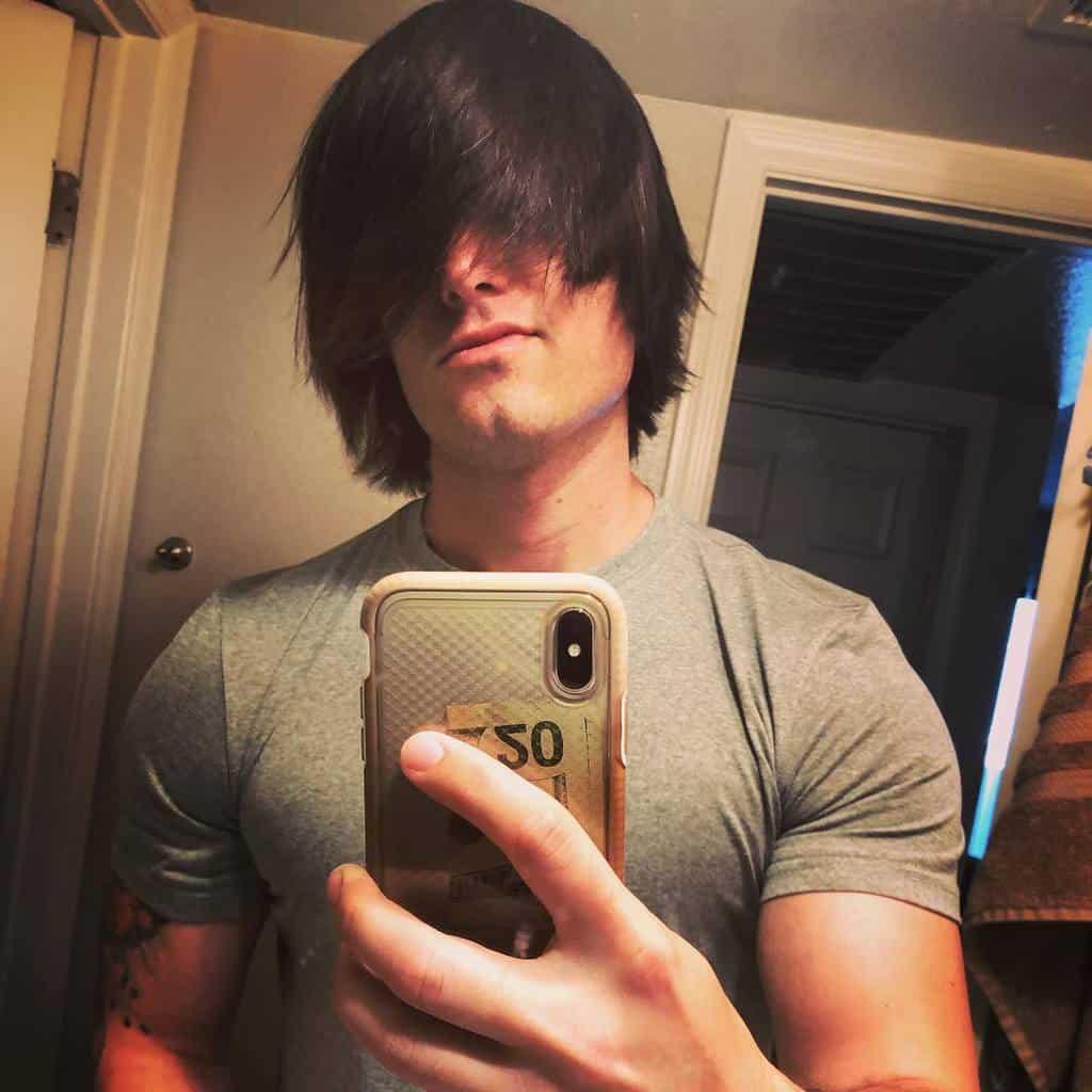 Grunge Hairstyle