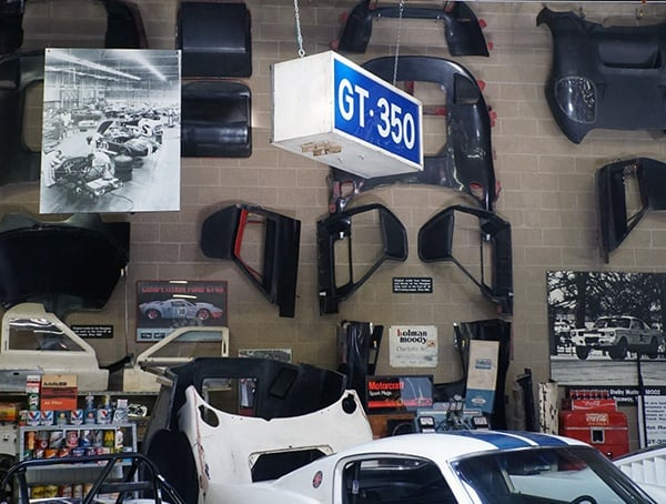 Gt 350 Parts