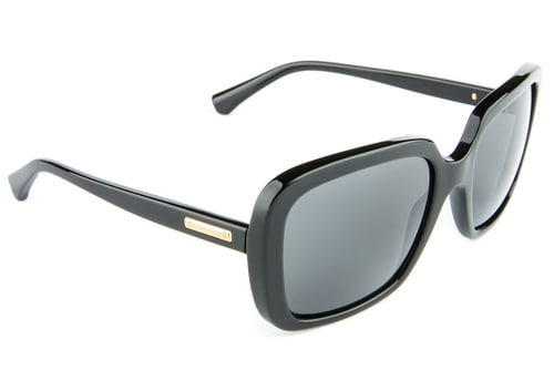 Gucci Logo Temple Aviator Sunglasses For Men