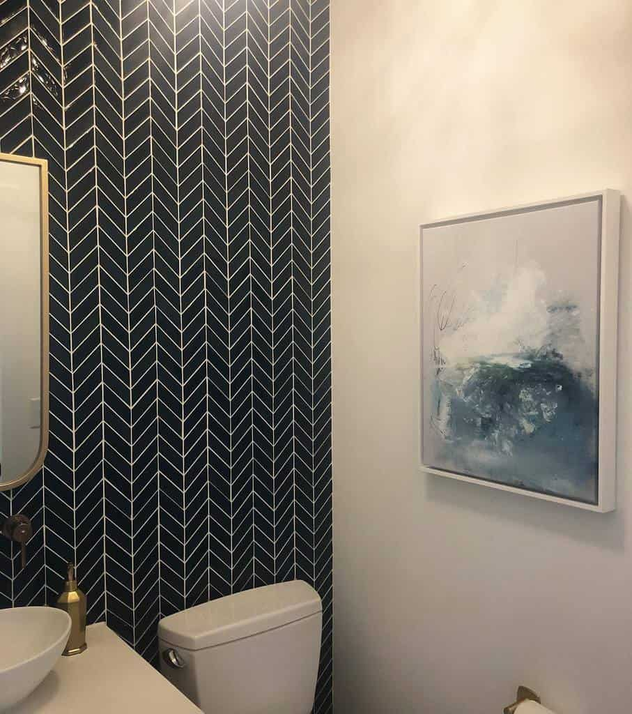Guest Bathroom Walls Ideas Gobirkorgohome