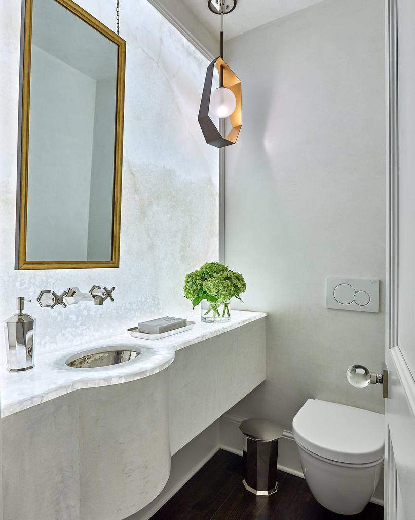 Guestbath Lighting Guest Bathroom Ideas Carolinadesignassociates