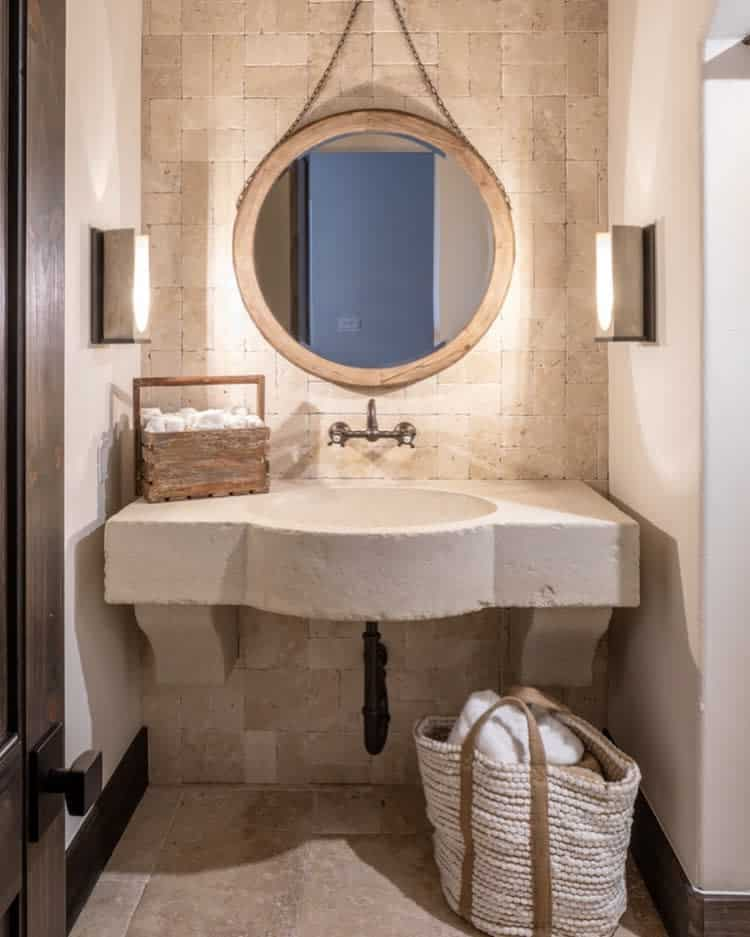 Guestbath Lighting Guest Bathroom Ideas Eklektik Interiors