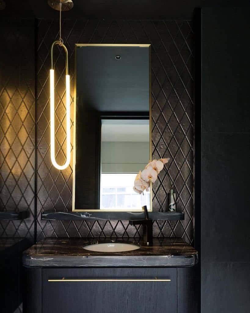 Guestbath Lighting Guest Bathroom Ideas Horizonbuilt