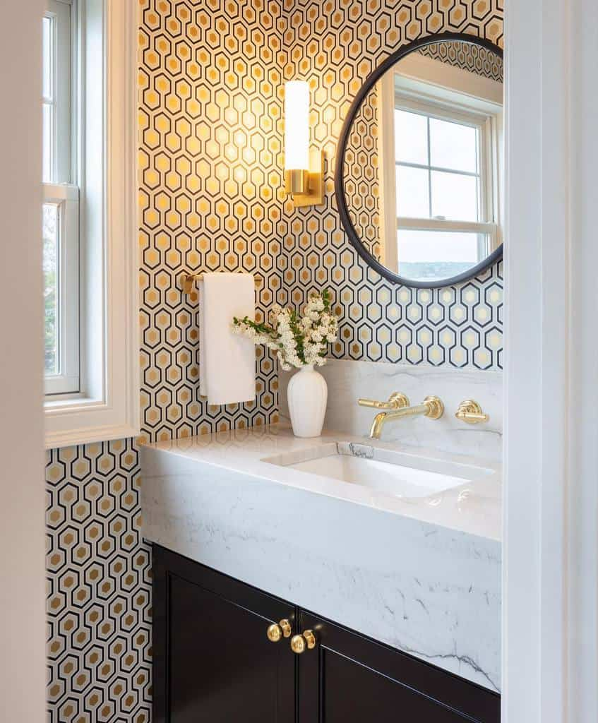 Guestbath Lighting Guest Bathroom Ideas Trinafosterdesign