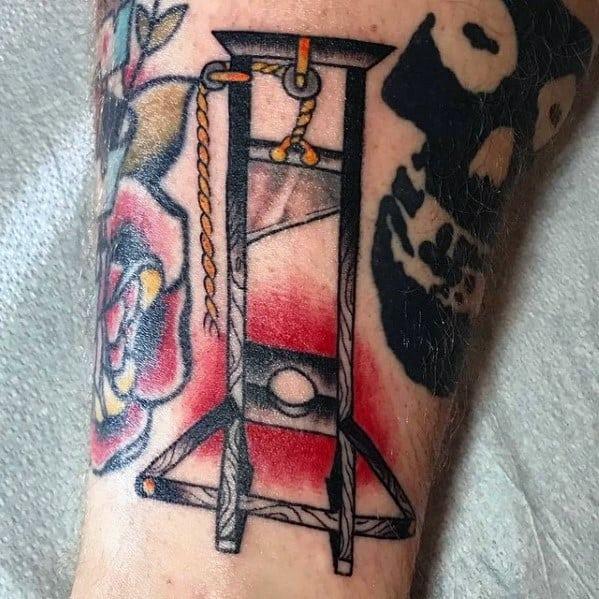 Guillotine Guys Tattoos