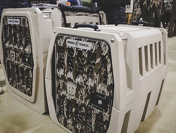 Gunner Kennels Heavy Duty Dog Crate Shot Show 2019