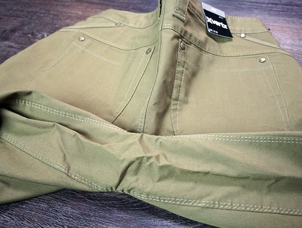 Gusseted Crotch Vertx Hyde Pants Review
