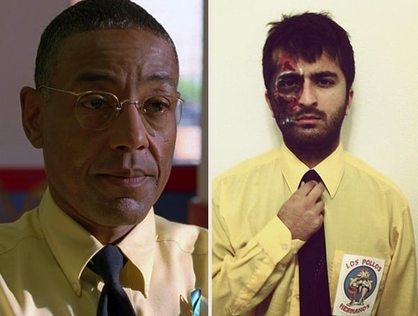 gustavo fring breaking bad best last minute halloween costumes for men - Halloween Costume Breaking Bad