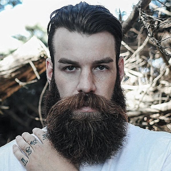 Guy Awesomone Beard Styles Ideas