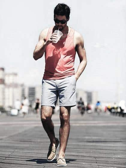Guy Summer Outfits Style