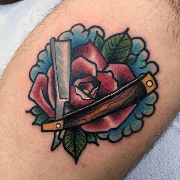 Tattoo Meaning Razor: Top 93 Neo Traditional Tattoo Ideas [2020 Inspiration Guide]