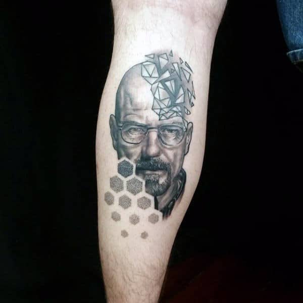 50 breaking bad tattoo designs for men walter white ink