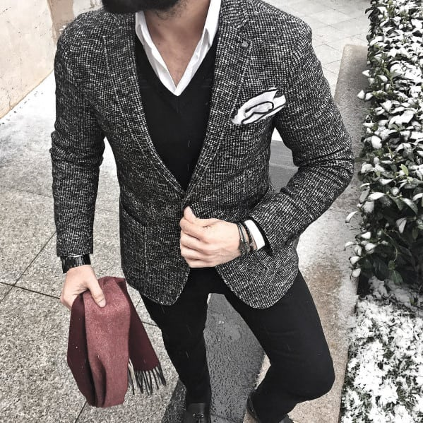Guy With Sharp Looking Business Casual Outfits Outfit