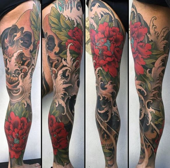 75 Sweet Tattoos For M...