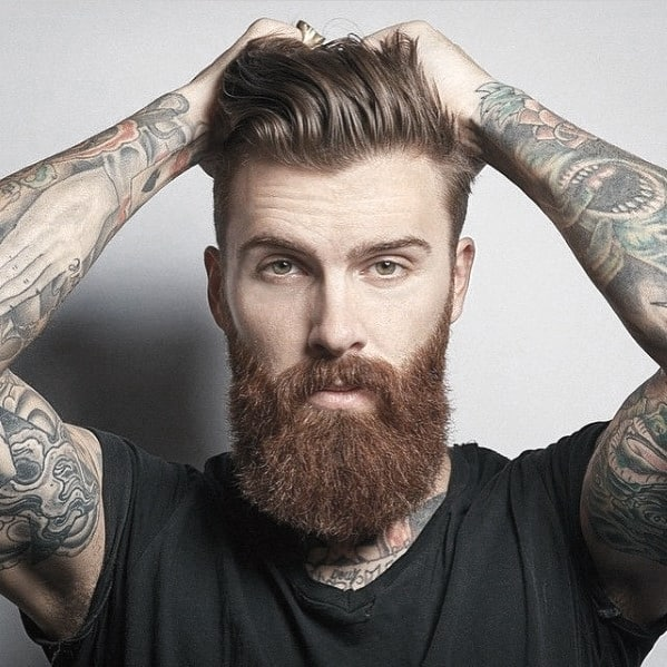 Guys Big Style Ideas For Beards