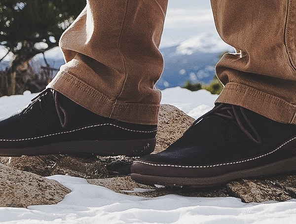 Guys Chaco Montrose Chukka Shoe Reviewed