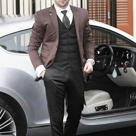 Guys Dapper Style Trendy Outfits Ideas
