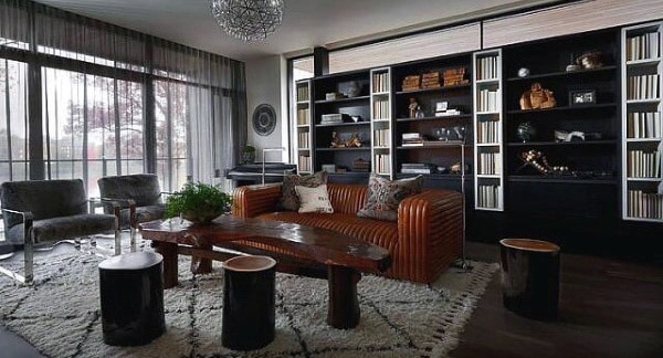 stylish grey living room ideas