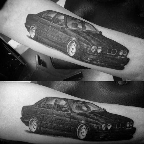 40 Honda Tattoo Ideas For Men – Automotive Designs pics