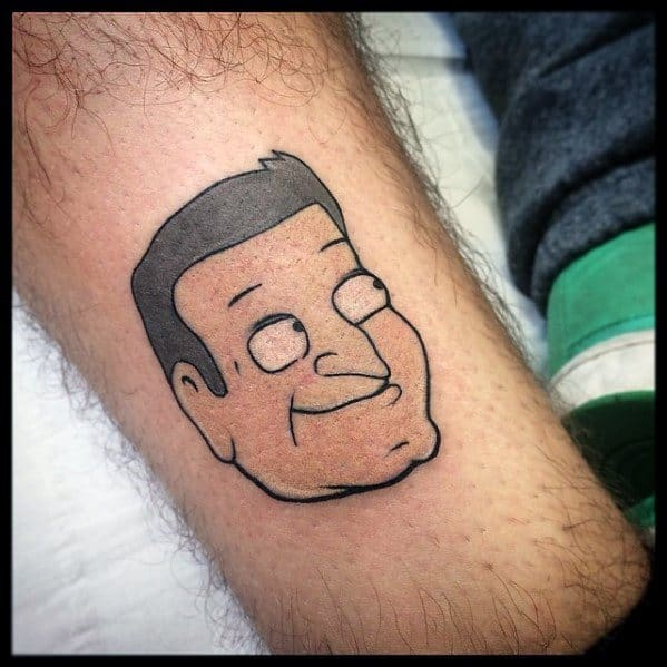 Guys Designs Family Guy Tattoos