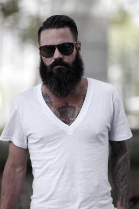 Guys Fashion Ideas Awesome Beard Styles